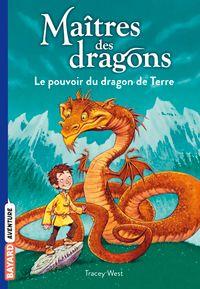 Couverture «Le pouvoir du dragon de Terre»