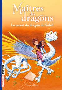 Couverture « Le secret du dragon du soleil »