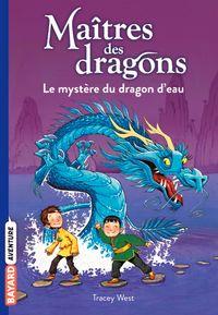 Couverture «Le mystère du dragon d'eau»