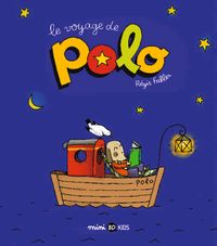 Cover of « Le voyage de Polo »