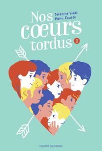 Cover of « Nos cœurs tordus »