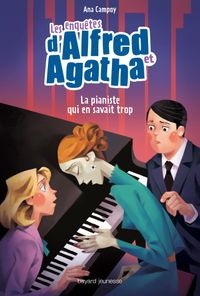 Cover of « La pianiste qui en savait trop »