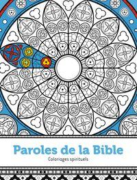 Couverture «Coloriages de la Bible»