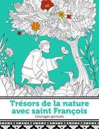 Couverture «Coloriages de la Nature avec Saint François»