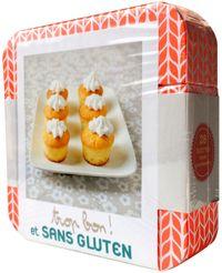 Cover of «Trop bon et sans gluten !»
