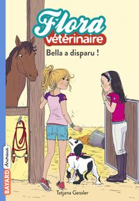 Couverture «Bella a disparu!»