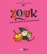 Cover of «Une sorcière au grand cœur»