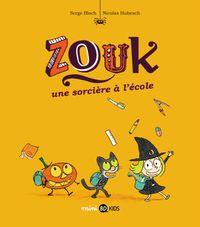 Cover of «Une sorcière à l'école»