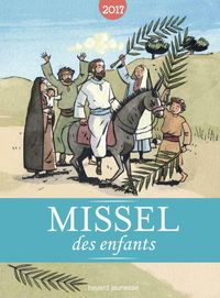 Cover of « Missel des enfants 2017 »