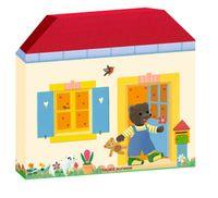 Couverture «Ma maison à histoires Petit Ours Brun – 5 mini-livres»