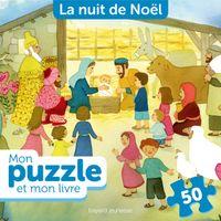 Cover of «Noël, ton puzzle et ton livre»