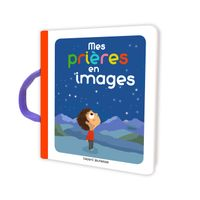 Couverture «Mes prières en images»