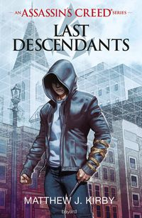 Couverture « Last descendants »