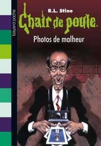 Couverture « Photos de malheur »