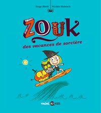 Cover of «Des vacances de sorcière»
