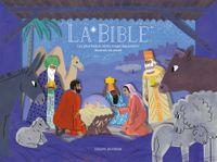 Couverture «Bible (La) – Les plus beaux récits illustrés en relief»