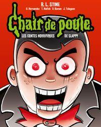 Couverture «Les contes horrifiques de Slappy»