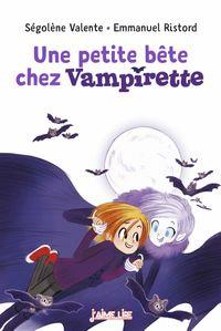 Couverture «Une petite bête chez Vampirette»