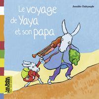 Couverture «Le voyage de Yaya et son papa»