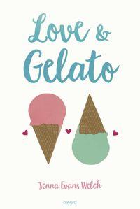 Couverture «Love & Gelato»