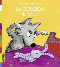 Cover of « Le doudou du loup »