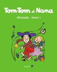 Couverture «Abracada…Boum»
