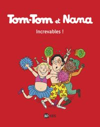 Couverture « Increvables ! »
