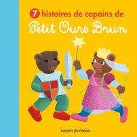 Couverture «7 histoires de copains de Petit Ours Brun»