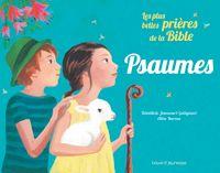 Cover of «Les plus belles prières de la Bible. Mes psaumes»