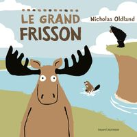 Couverture « Le grand frisson »