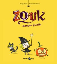 Cover of « Danger public »
