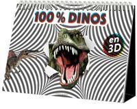 Couverture «100% Dinos 3D»