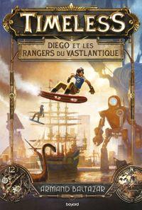 Couverture «Diego et les rangers du Vastlantique»