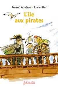 Couverture «L'île aux pirates»