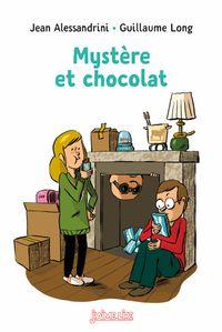 Couverture «Mystère et chocolat»