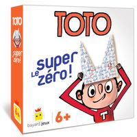 Couverture «Jeu Toto – Le super zéro !»