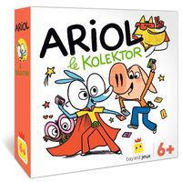 Cover of « Jeu Ariol – Le kolektor »