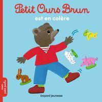 Couverture «Petit Ours Brun est en colère»