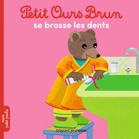Couverture «Petit Ours Brun se brosse les dents»