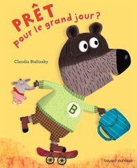 Cover of «Prêt pour le grand jour ?»