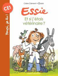 Cover of «Et si j'etais vétérinaire ?»