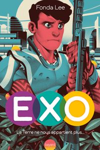 Couverture « Exo »