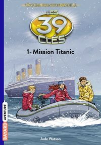 Couverture « Mission Titanic »
