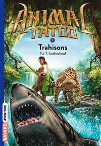 Couverture « Trahisons »