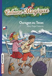 Couverture « Ouragan au Texas »