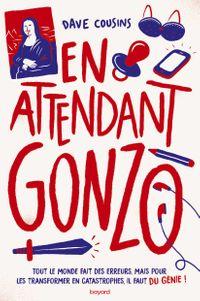 Couverture «En attendant Gonzo»