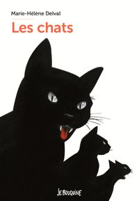 Cover of « Les chats »