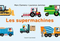 Couverture « Les supermachines »