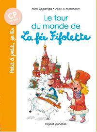 Couverture «Le tour du monde de la fée Fifolette»