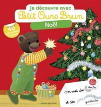 Couverture «Je découvre Noël avec Petit Ours Brun»